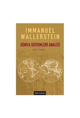 Dünya Sistemleri Analizi - Immanuel Wallerstein