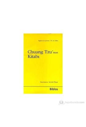 Chuang Tzu'Nun Kitabı-Chuang Tzu