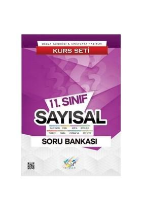 Fdd Yayınları 11. Sınıf Sayısal Soru Bankası Kurs Seti