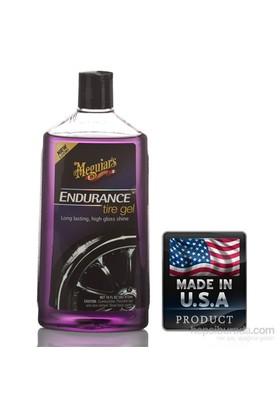 Meguiar's Endurance High Gloss Lastik Parlatıcı ve Koruyucu Jel