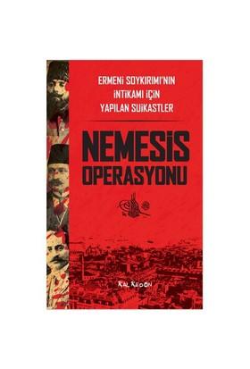 Nemesis Operasyonu: Ermeni Soykırımı'Nın İntikamı İçin Yapılan Suikastler-Eric Bogosian