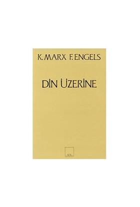 Din Üzerine-Karl Marx