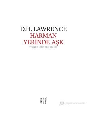 Harman Yerinde Aşk - David Herbert Lawrence