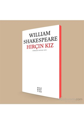 Hırçın Kız-William Shakespeare