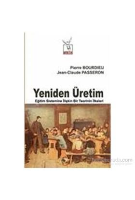 Yeniden Üretim-Jean Claude Passeron
