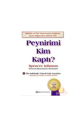 Peynirimi Kim Kaptı? - Spencer Johnson