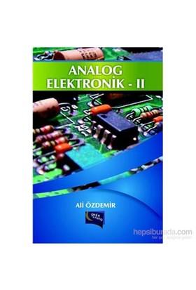 Analog Elektrik II