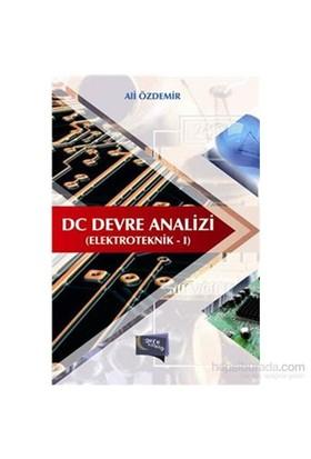 DC Devre Analizi Elektroteknik 1