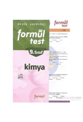 Formül 9. Sınıf Kimya Yaprak Testleri
