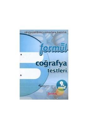 Formül 9. Sınıf Coğrafya Yaprak Testleri-Kolektif
