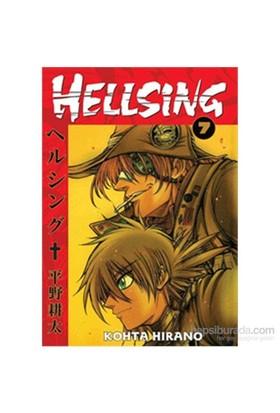 Hellsing (7.Cilt)-Kohta Hirano