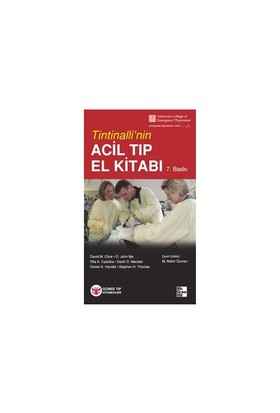Tintinalli'nin Acil Tıp El Kitabı - Stephen H. Thomas