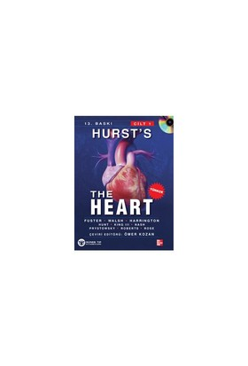 Hurst Kalp 1-2 Cilt + Dvd 2014 Baskı