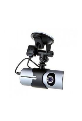 Azemax Ak-400Gps Full Hd Çiftli Araç İçi Kamera