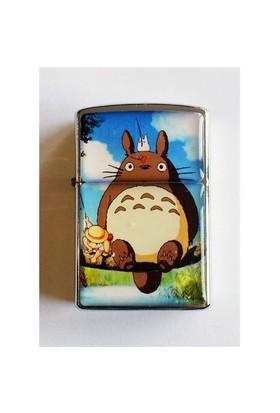Köstebek Totoro With Friends Çakmak