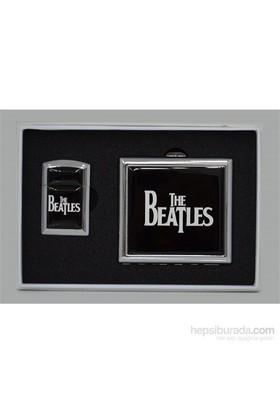 Daniel Duff Beatles Temalı Çakmak Ve Tabaka Seti