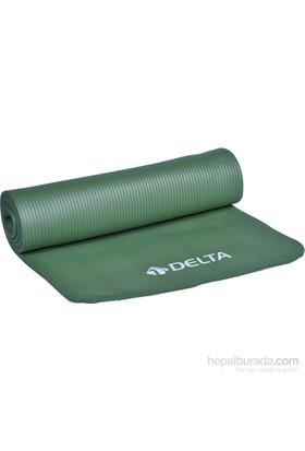 Delta 10 mm Kalınlık Özel Sırt Askılı Deluxe Pilates - Egzersiz Minderi & Yoga Mat