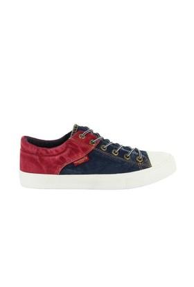 Docker'S By Gerli 216512 Lacivert Kırmızı 285022 Erkek Günlük Ayakkabı