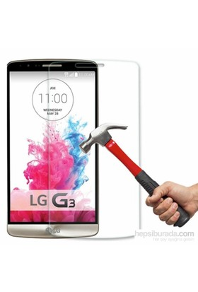 G9 Force Lg G3 Mini Temperli Ekran Koruyucu