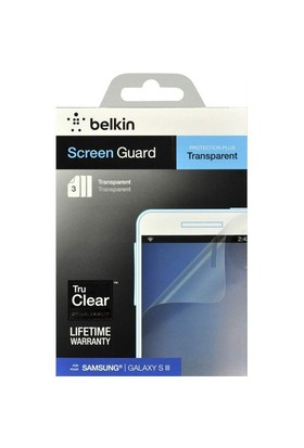 Belkin Samsung Galaxy S3 i9300 Ekran Koruyucu - F8N846cw3