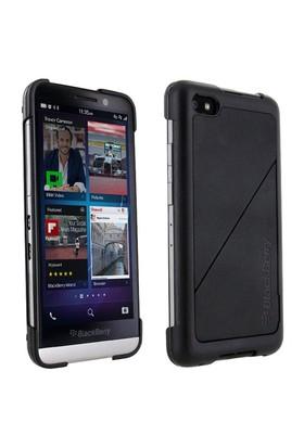 BlackBerry Z30 Transform Shell Siyah Kılıf