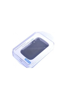 Ally Blackberry Curve 8520 Bataryalı Kılıf (1800 Mah) Siyah