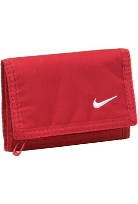 Nike Basic Wallet Unisex Bordo Cüzdan N.Ia.08.696.Ns