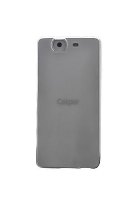 Gpack Casper Via V5 Kılıf 0.2Mm Şeffaf Silikon