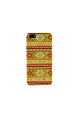 Duck Apple iPhone 5 Maya Ethnic 13 Kapak