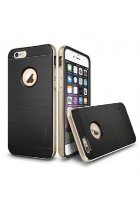 Verus İphone 6 Plus 6S Plus Kılıf New Iron Shield Series Sarı