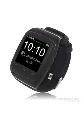 APPScomm P5 Süper Akıllı Saat Siyah