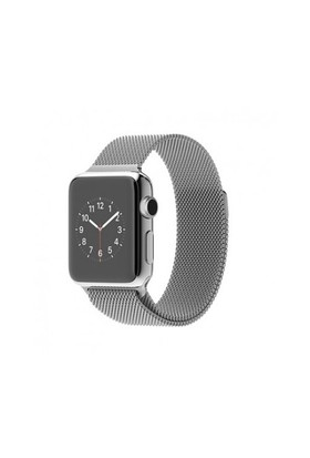 Apple Watch 38 Mm Paslanmaz Çelik Kasa Milano Loop Mj322tu/A Akıllı Saat