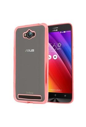 Microsonic Asus Zenfone Max 5.5 Kılıf Flexi Delux Rose Gold