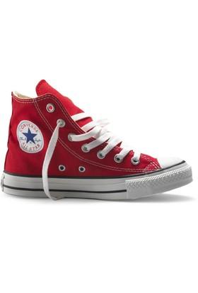 Converse Chuck Taylor All Star Kadın Kırmızı Spor Ayakkabı (01-M9