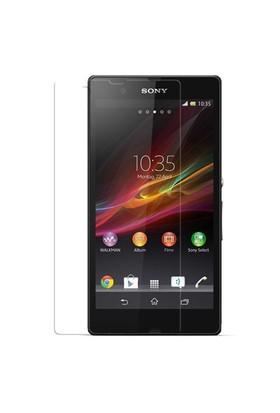 Bufalo Sony Xperia Z Cam Ekran Koruyucu