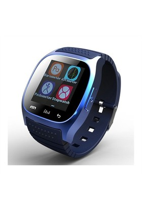 Berkev Akıllı Saat M26 Smart Watch - Lacivert