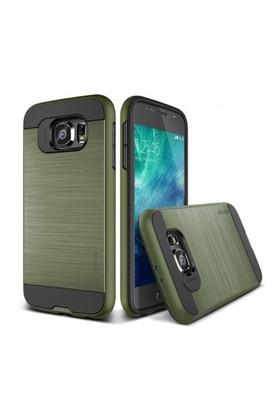 VERUS Samsung Galaxy S6 Kılıf Verus Verge Yeşil