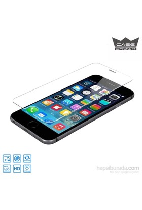 CaseCrown Apple iPhone 6 Plus , Çizilmez Cam Ekran Koruyucu