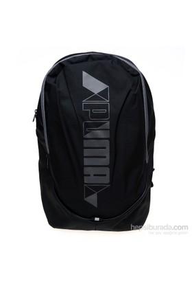 Puma Pioneer Backpack Black Çanta 07257601