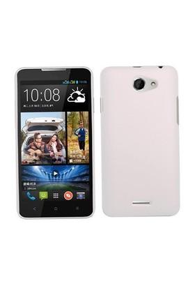 Microsonic Premium Slim Htc Desire 516 Kılıf Beyaz