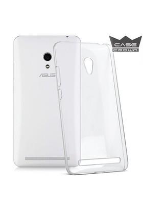 CaseCrown Asus Zenfone 2 Ultra İnce Silikon Kılıf Şeffaf