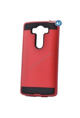 Case 4U Lg V10 Korumalı Kapak Kırmızı