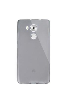 Gpack Huawei Ascend Mate 8 Kılıf 0.2Mm Antrasit Silikon
