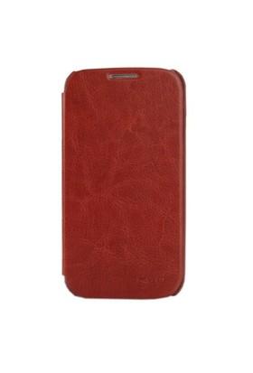 Kalaideng Apple İphone 5 - 5S Kılıf Enland Kahverengi