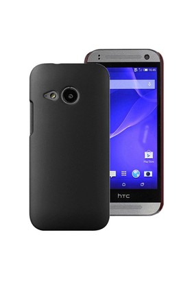 Microsonic Htc One Mini 2 (M8 Mini) Kılıf Premium Slim Siyah