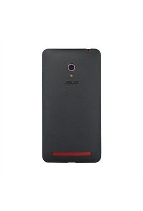 Asus PF-01 Zenfone 6 Siyah Arka Kapak - 90XB00RA-BSL0E0