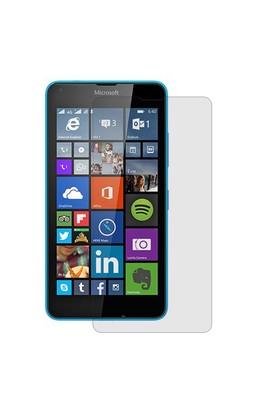 Microsonic Microsoft Lumia 640 Ultra Şeffaf Ekran Koruyucu Film