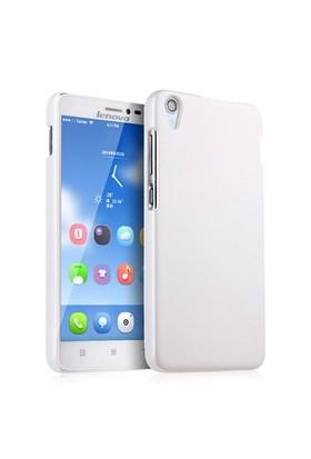 Microsonic Lenovo S850 Kılıf Premium Slim Beyaz