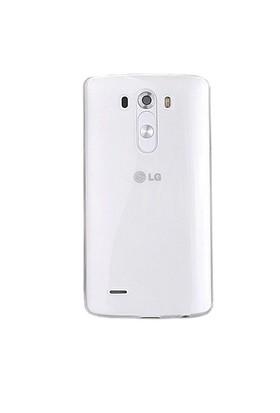 Cep Market Lg G Flex 2 Kılıf 0.2Mm Şeffaf Silikon