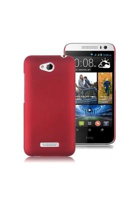 Microsonic Premium Slim Htc Desire 616 Kılıf Kırmızı